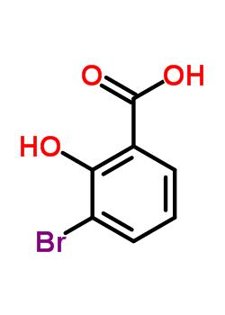 3883-95-2 3-Bromo-2-hydroxybenzoic acid