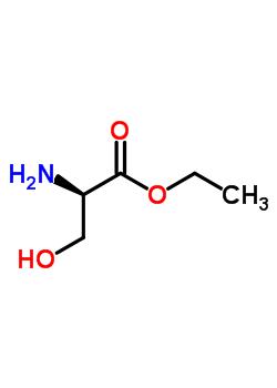 3940-27-0 ethyl 2-amino-3-hydroxypropanoate hydrochloride