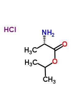L-丙氨酸异丙酯盐酸盐 62062-65-1