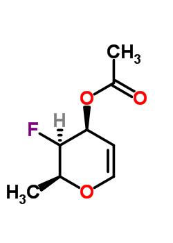 402832-08-0 3-O-Acetyl-4-fluoro-L-fucal