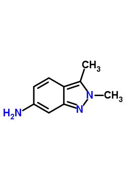 2,3-Dimethyl-2H-indazol-6-amine 444731-72-0
