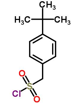 519056-61-2 [4-(tert-butyl)phenyl]methanesulfonyl chloride