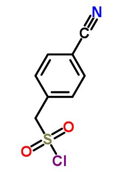 56105-99-8 (4-cyanophenyl)methanesulfonyl chloride
