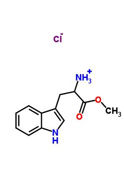 5619-09-0 dl-tryptophan methyl ester hcl