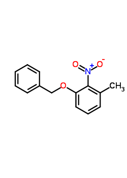 61535-21-5 1-benzyloxy-3-methyl-2-nitrobenzene