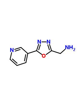 737690-96-9 (5-(pyridin-4-yl)-1,3,4-oxadiazol-2-yl)methanamine