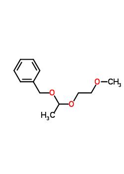 7492-39-9 Acetaldehyde, benzyl 2-methoxyethyl acetal