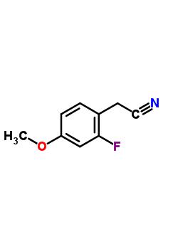 2-氟-4-甲氧基苯乙腈 749934-29-0