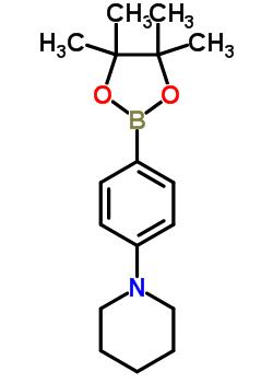 852227-96-4 4-(1-Piperidinyl)benzeneboronic acid pinacol ester