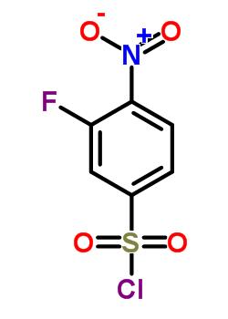 86156-93-6 3-Fluoro-4-nitrobenzenesulfonylchloride