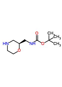 875551-59-0 (S)-2-N-Boc-aminomethylmorpholine