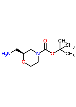 879403-42-6 (S)-N-Boc-2-aminomethylmorpholine