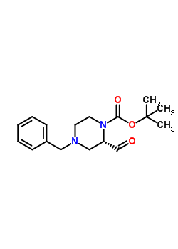 947275-36-7 (S)-1-Boc-4-benzylpiperazine-2-carbaldehyde