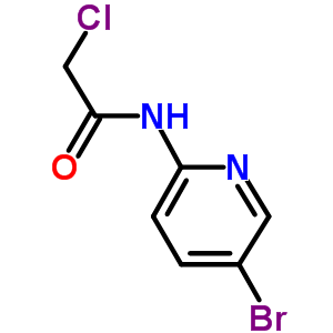 141454-61-7 N-(5-bromopyridin-2-yl)-2-chloroacetamide