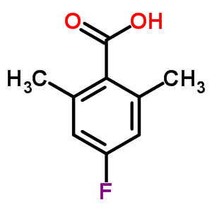 16633-50-4 4-fluoro-2,6-dimethylbenzoic acid