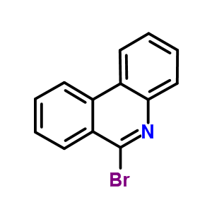 17613-40-0 6-bromophenanthridine