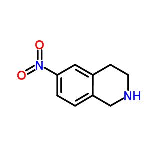 186390-77-2 6-Nitro-1,2,3,4-tetrahydroisoquinoline