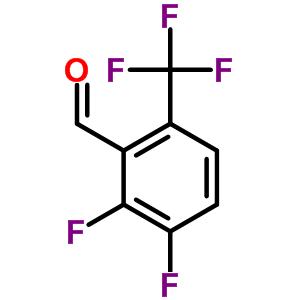 186517-43-1 2,3-difluoro-6-(trifluoromethyl)benzaldehyde