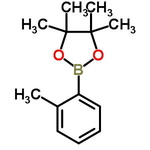 195062-59-0 4,4,5,5-tetramethyl-2-(2-methylphenyl)-1,3,2-dioxaborolane