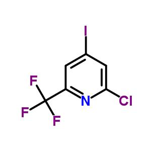 205444-22-0 2-chloro-4-iodo-6-(trifluoromethyl)pyridine