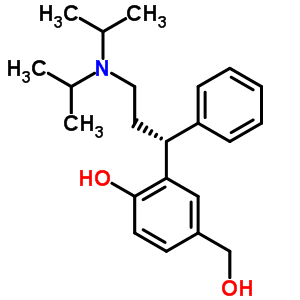 207679-81-0 2-[(1R)-3-(dipropan-2-ylamino)-1-phenylpropyl]-4-(hydroxymethyl)phenol