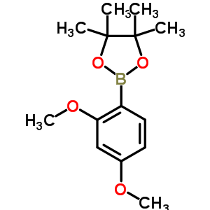 214360-69-7 2-(2,4-dimethoxyphenyl)-4,4,5,5-tetramethyl-1,3,2-dioxaborolane