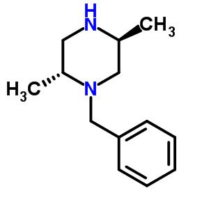 216532-43-3 (2R,5S)-1-benzyl-2,5-dimethylpiperazine