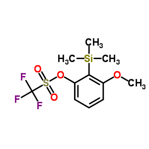 217813-03-1 (3-methoxy-2-trimethylsilyl-phenyl) trifluoromethanesulfonate