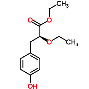 222555-06-8 ethyl (2S)-2-ethoxy-3-(4-hydroxyphenyl)propanoate