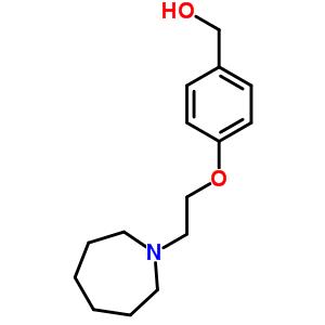 223251-16-9 {4-[2-(azepan-1-yl)ethoxy]phenyl}methanol