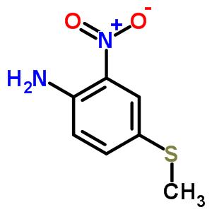 23153-09-5 4-(methylsulfanyl)-2-nitroaniline