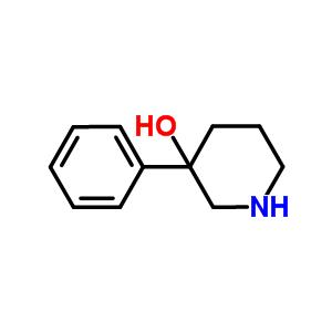 3-苯基-3-哌啶醇 23396-50-1