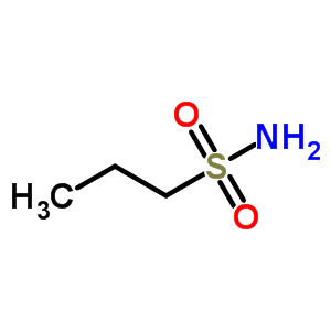24243-71-8 propane-1-sulfonamide