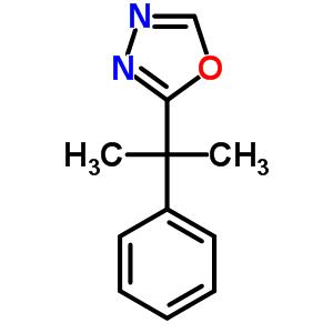 252253-32-0 2-(1-methyl-1-phenylethyl)-1,3,4-oxadiazole
