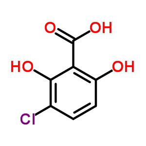 26754-77-8 3-chloro-2,6-dihydroxybenzoic acid