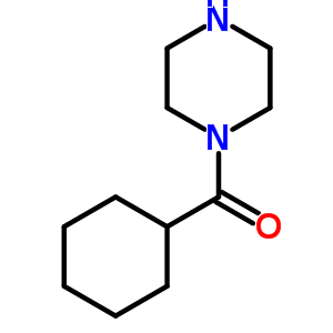 27561-62-2 1-(cyclohexylcarbonyl)piperazine