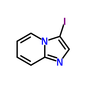 307503-19-1 3-iodoimidazo[1,2-a]pyridine
