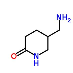5-(氨甲基)哌啶-2-酮 339182-26-2