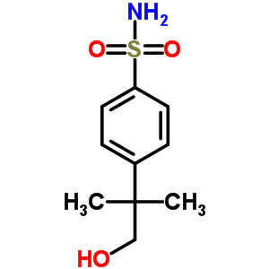 374067-96-6 4-(2-hydroxy-1,1-dimethylethyl)benzenesulfonamide