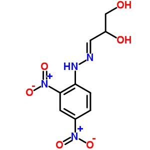 38996-31-5 (3E)-3-[2-(2,4-dinitrophenyl)hydrazinylidene]propane-1,2-diol