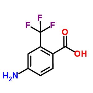 4-氨基-2-三氟甲基苯甲酸 393-06-6