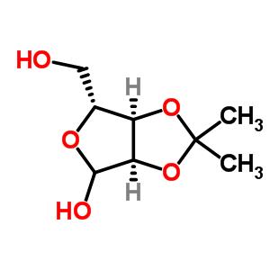 4099-88-1 2,3-O-(1-methylethylidene)-D-ribofuranose