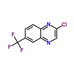 2-氯-6-三氟甲基喹�f啉 41213-32-5