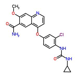 Lenvatinib 417716-92-8