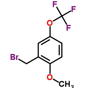 478484-53-6 2-(bromomethyl)-1-methoxy-4-(trifluoromethoxy)benzene