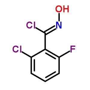 51088-25-6 2-chloro-6-fluoro-N-hydroxybenzenecarboximidoyl chloride