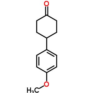 5309-16-0 4-(4-methoxyphenyl)cyclohexanone