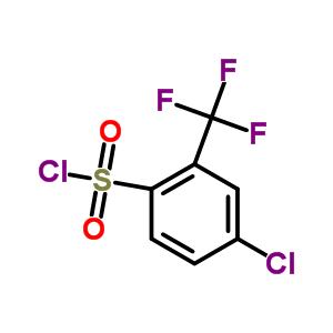 4-氯-2-三氟甲基苯磺酰氯 54090-42-5
