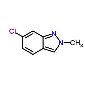 541539-87-1 6-chloro-2-methyl-2H-indazole