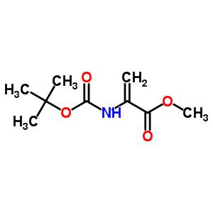 55477-80-0 methyl 2-(tert-butoxycarbonylamino)prop-2-enoate
